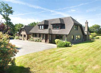 Sevenoaks Road, Borough Green, Sevenoaks, Kent TN15. 6 bed detached house for sale