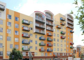 Thumbnail 2 bed flat to rent in Greenwich Millennium Village, Greenwich