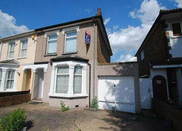 Thumbnail 1 bedroom flat to rent in Mawney Road, Romford