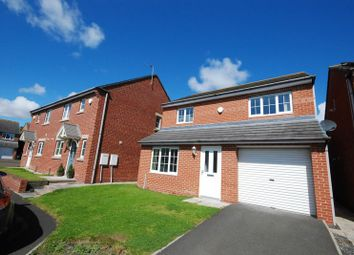 Thumbnail 3 bed detached house to rent in Orchard View, Linton Colliery, Morpeth