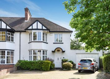 Thumbnail 5 bed semi-detached house for sale in Station Road, West Wickham