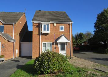 Thumbnail 3 bedroom link-detached house for sale in Wheatlands Drive, Countesthorpe, Leicester