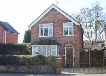 Thumbnail 3 bed detached house for sale in Bagshot, Surrey