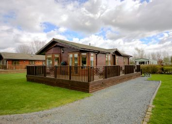 Thumbnail 2 bed mobile/park home for sale in Gallaber Park, Long Preston
