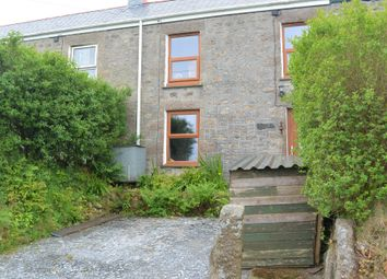 Thumbnail 2 bed terraced house to rent in Bolenowe Terrace, Troon, Camborne