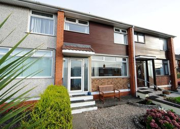 Thumbnail 3 bed terraced house for sale in Kinross Avenue, Dundonald, Belfast