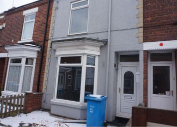 Thumbnail 2 bed terraced house to rent in Park Grove, Hull