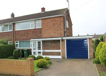 Thumbnail 3 bed semi-detached house for sale in Kingsway, Bourne