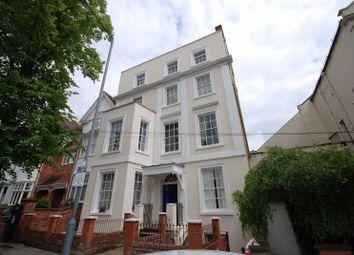 Thumbnail 1 bedroom flat to rent in Portland Street, Leamington Spa, Warwickshire