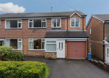 Thumbnail 4 bedroom semi-detached house for sale in Warminster Close, Norton Lees, Sheffield