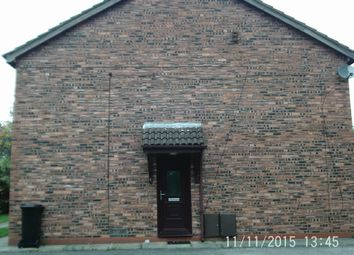 Thumbnail 2 bedroom flat to rent in Parkview Lodge, Cheadle Heath
