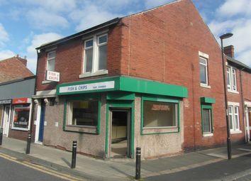 Thumbnail Retail premises for sale in Park Road, Wallsend