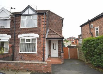 Thumbnail 3 bed semi-detached house for sale in Downham Crescent, Prestwich, Manchester