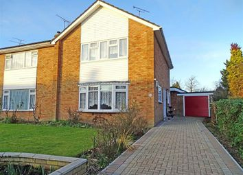 Thumbnail 3 bed semi-detached house for sale in Clipped Hedge, Bishop's Stortford, Hertfordshire