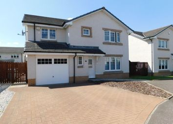 Thumbnail 4 bed detached house for sale in Stein Place, Newmains, Wishaw