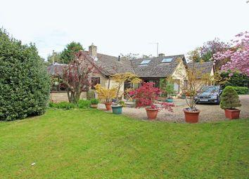 Thumbnail 3 bed detached bungalow for sale in Church Lane, Edith Weston, Oakham