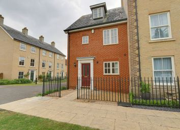 Thumbnail 3 bed terraced house for sale in Douglas Court, Ely