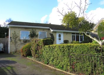 Thumbnail 4 bed detached bungalow for sale in Princes Close, Redlynch, Salisbury