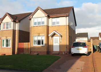 Thumbnail 3 bed detached house for sale in Redwood Crescent, Cambuslang, Glasgow