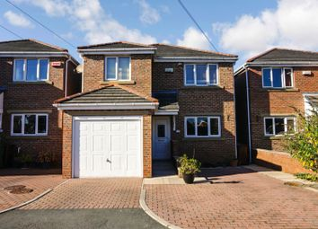 Thumbnail 4 bed detached house for sale in Parkside, Wakefield