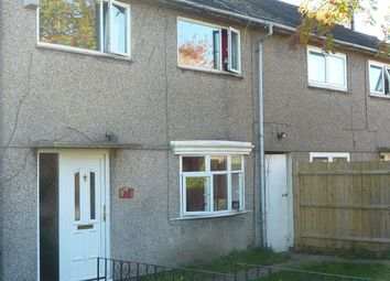 Thumbnail 3 bed terraced house for sale in Monmouth Drive, Glen Parva