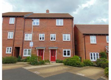 Thumbnail 4 bed town house for sale in Wellesbourne Crescent, High Wycombe