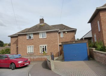 Thumbnail 3 bed semi-detached house for sale in Hemlin Close, Norwich