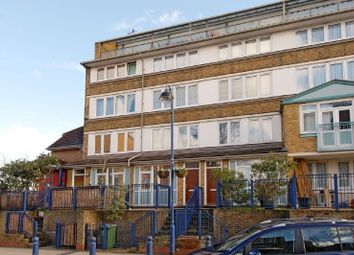 Thumbnail 4 bed flat for sale in Pentridge Street, London