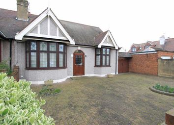 Thumbnail 2 bed semi-detached bungalow for sale in Budoch Drive, Goodmayes, Essex