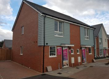 Thumbnail 3 bedroom semi-detached house for sale in Cromwell Gardens, Howcotte Green, Canley, Coventry