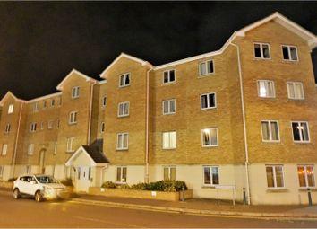 Thumbnail 2 bed flat for sale in Banyard Close, Cheltenham