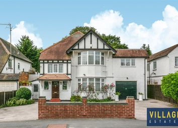 Thumbnail 5 bed detached house for sale in Deacons Hill Road, Elstree, Borehamwood