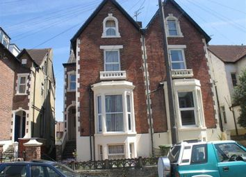 Thumbnail 3 bed maisonette to rent in Shaftesbury Road, Southsea