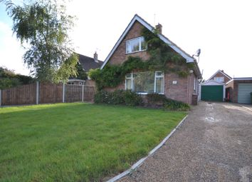 Thumbnail 3 bed detached bungalow for sale in Poringland, Norwich