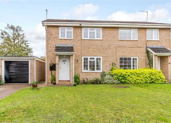 Thumbnail 3 bed semi-detached house for sale in Stuart Avenue, Chepstow, Monmouthshire
