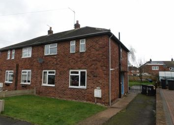 Thumbnail 3 bed semi-detached house for sale in Wilkes Avenue, Measham, Swadlincote