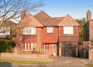 Thumbnail 4 bed property to rent in Blythwood Road, Pinner
