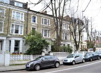 Thumbnail 3 bed flat to rent in Elsham Road, Holland Park / Kensington, London