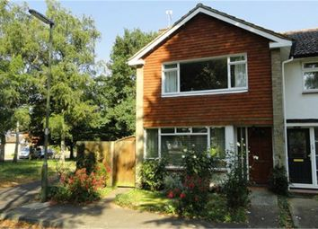 Thumbnail 3 bed end terrace house for sale in Elizabeth Gardens, Sunbury-On-Thames