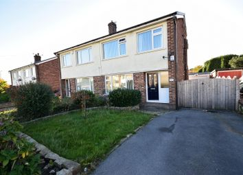 Thumbnail 3 bedroom semi-detached house for sale in Wesley Avenue, Low Moor, Bradford