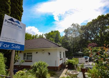 Thumbnail 3 bed detached bungalow for sale in Factory Road, Clydach, Swansea