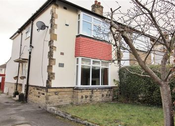 Thumbnail 3 bed semi-detached house to rent in Calverley Moor Avenue, Pudsey