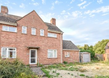 Thumbnail 3 bed semi-detached house for sale in Bow Bank, Longworth, Abingdon