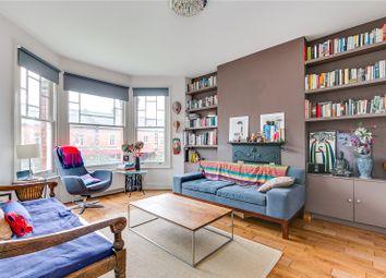 Thumbnail 3 bed flat for sale in Salusbury Road, London