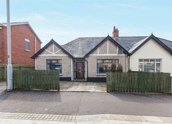 Thumbnail 4 bed semi-detached house for sale in Cregagh Road, Belfast, County Down