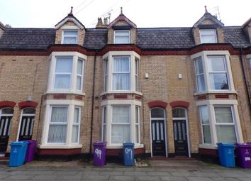 Thumbnail 5 bed terraced house for sale in Ash Grove, Wavertree, Liverpool, Merseyside