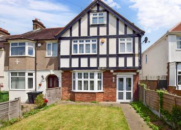 Thumbnail 4 bed end terrace house for sale in Whitehill Lane, Gravesend, Kent