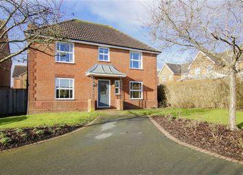 Thumbnail 4 bed detached house for sale in Hartland Avenue, Tattenhoe, Milton Keynes, Bucks
