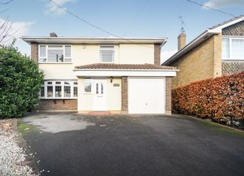 Thumbnail 3 bed detached house to rent in Galleywood Road, Great Baddow, Chelmsford