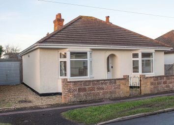 Thumbnail 2 bed detached bungalow for sale in Calmore Gardens, Totton, Southampton